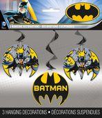 Závěsné spirály Batman