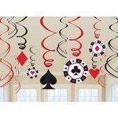 Závěsné spirály Casino