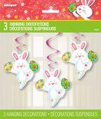 Závěsné spirály Veselí králíky