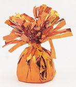 Závaží na balónky oranžové
