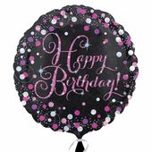 Fóliový balónek HB Pink Diamonds