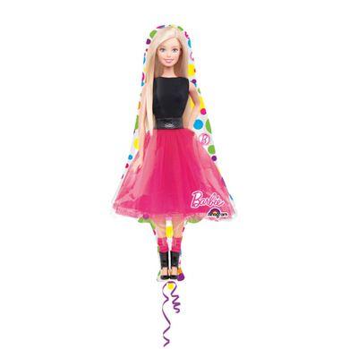 Fóliový balónek supershape Barbie Sparkle