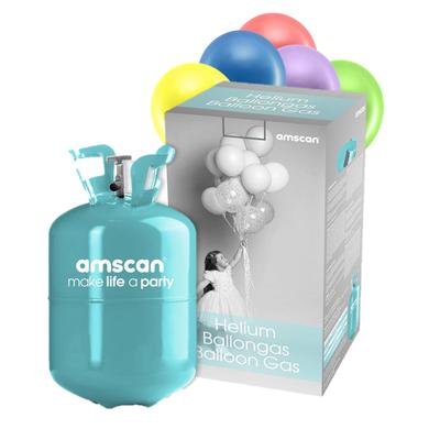 Heliová bomba 50 + balónky