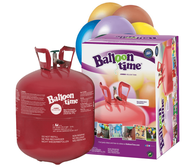 Heliová láhev 80 + balónky