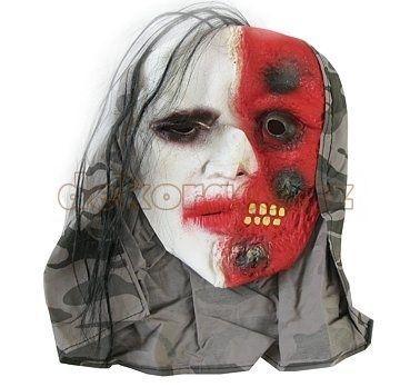 Karnevalová maska Čarodějnice