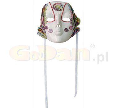 Karnevalová Maska Divadelní
