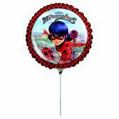 Mini fóliový balónek Miraculous - Kouzelná beruška