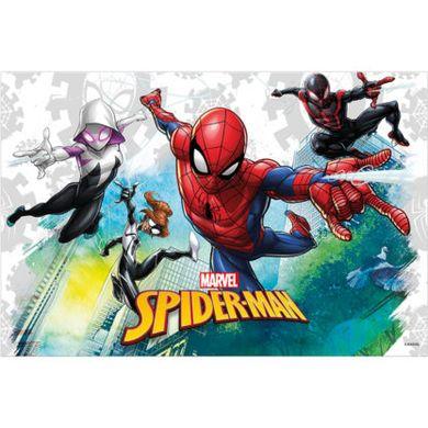 Ubrus Spiderman Team up