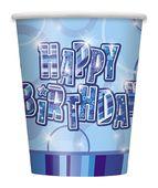 Kelímek Birthday Blue