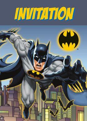 Pozvánky Batman