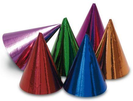 Prizmatické kloboučky