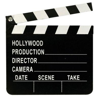 Režisérska klapka Hollywood