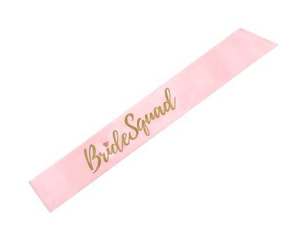 Šerpa Bride Squad růžová