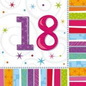 "Ubrousky Radiant Birthday ''18"""