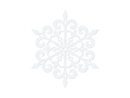 Sněhová vločka 11 cm