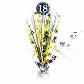"""Stolní dekorace """"18"""" Gold Diamonds"""