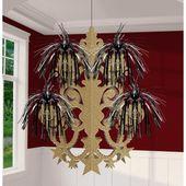 Závěsná dekorace Lustr Glitz & Glam