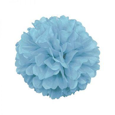 Závěsná koule baby blue