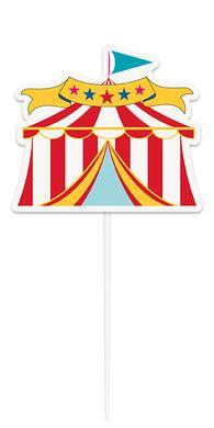 Zápich na dort Cirkus