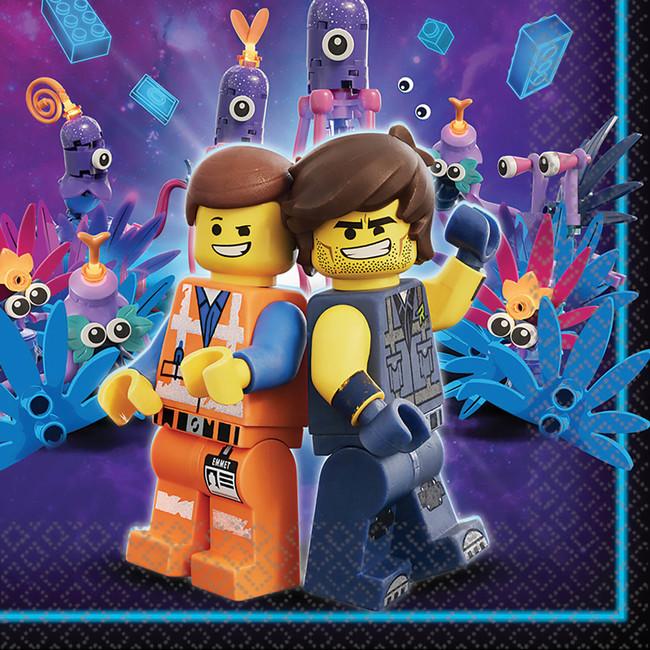 Ubrousky Lego příběh 2