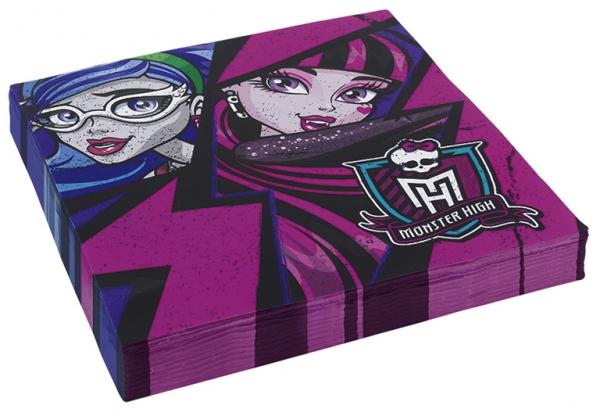 Ubrousky Monster High
